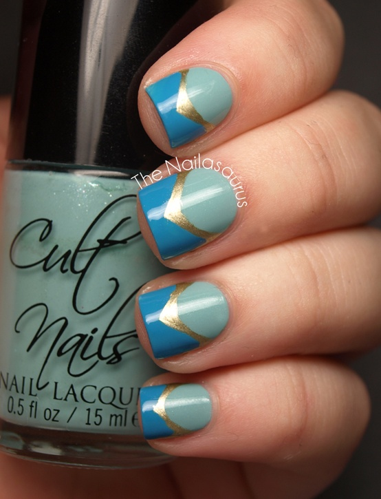 My base colour is Cult Nails Manipulative and I used No7