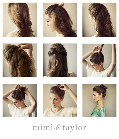 Messy Bun Trick The Beauty Thesis