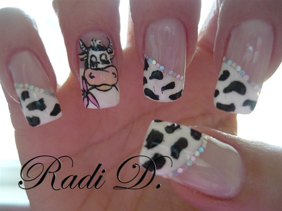 Uuuuuu Nail Art Gallery By Nails Magazine The Beauty Thesis