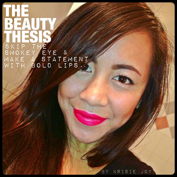 thesis on beauty