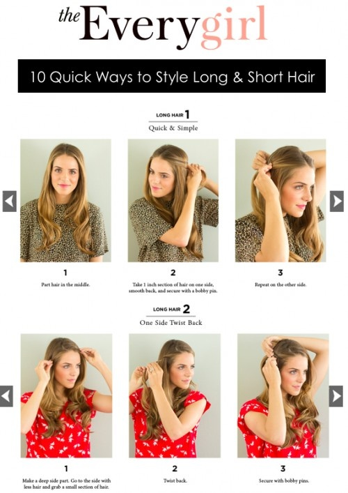 different ways to style short hair 10 ways to style amp hair the thesis 1526 | 3622066